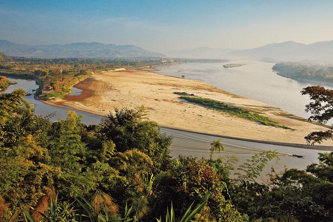 Se ressourcer en découvrant le Laos, 1re partie: le sud du Laos