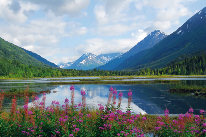 Top 8 «must sees» in Alaska