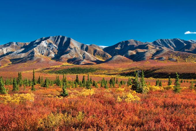 L'Alaska et le Yukon en camping-car