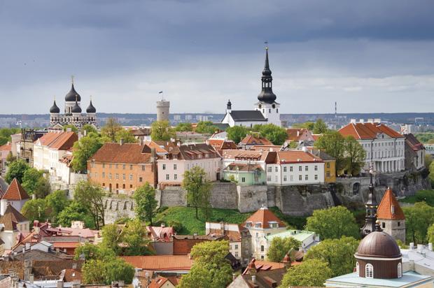 Mittelalterliches Tallinn