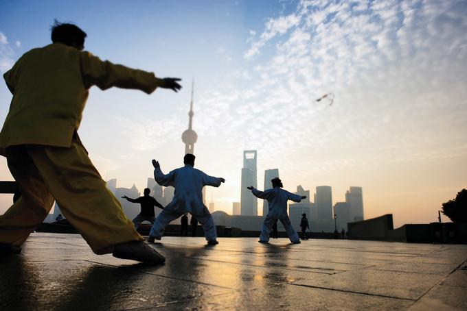 Chine, une boussole de voyage