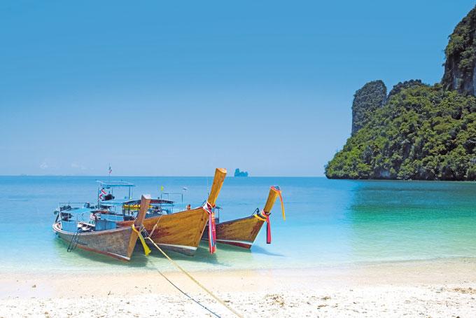 Die Perlen Südthailands