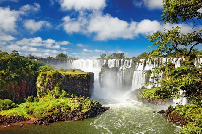 Les chutes de Iguazu