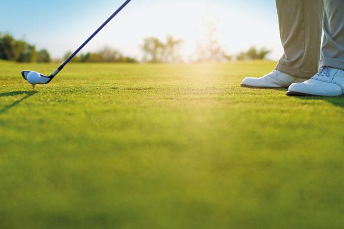 Golf – Trainingsbeispiele