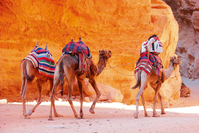 Jordanien – ein Land zwischen Moderne und uralten Kulturen
