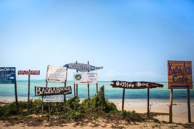 Vilanculos Beach, Mosambik