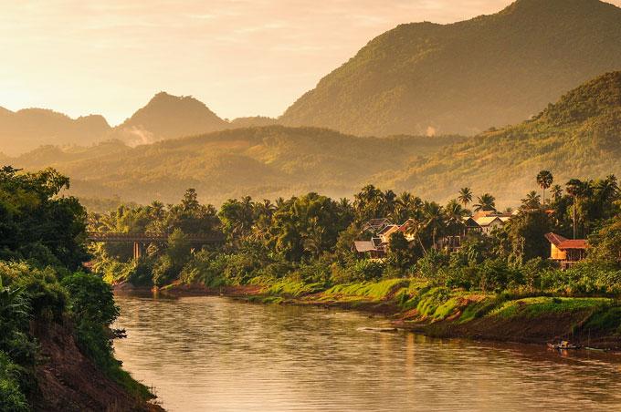 Se ressourcer en découvrant le Laos, 2e partie: le nord du Laos