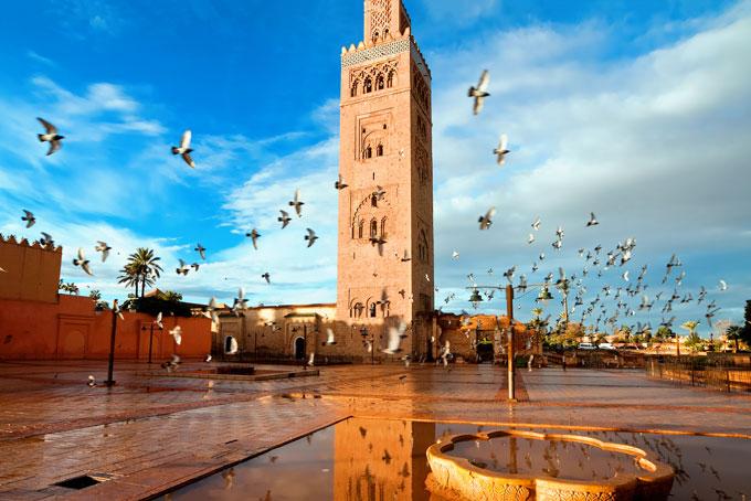 Marrakesch – ein Märchen aus Tausendundeiner Nacht