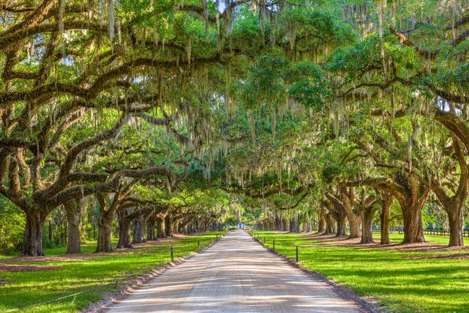 Südstaaten – lebendige Geschichte