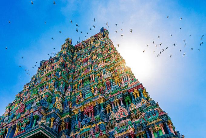 Tamil Nadu – Tempel, Natur & Meeresrauschen