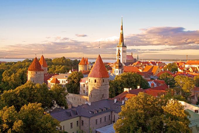 10 Gründe für eine Reise ins Baltikum