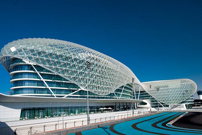 Yas Viceroy Abu Dhabi****