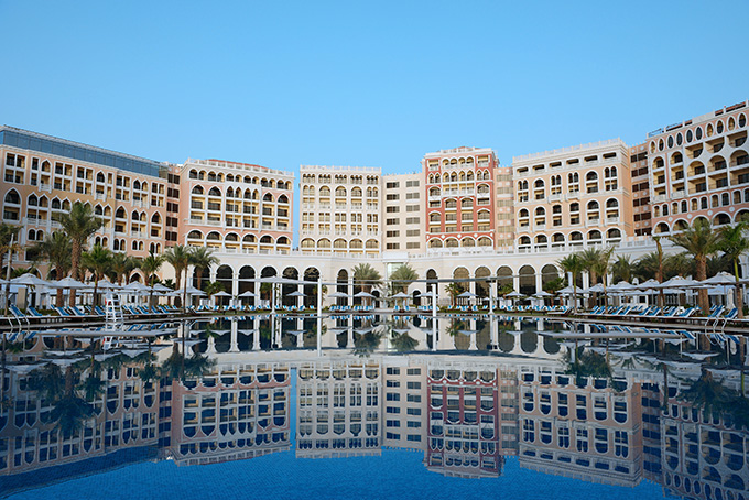 The Ritz Carlton Abu Dhabi, Grand Canal*****