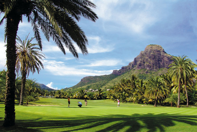 Beachcomber Paradis Hotel & Golf Club*****