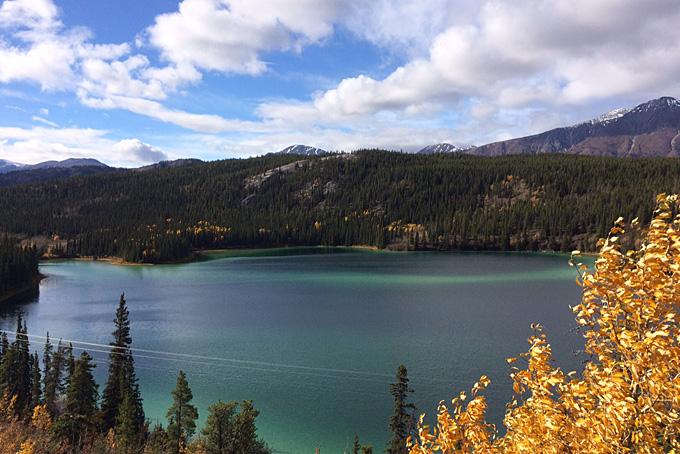Unendliche Weiten, Indian Summer & Nordlichter – facettenreicher Yukon!