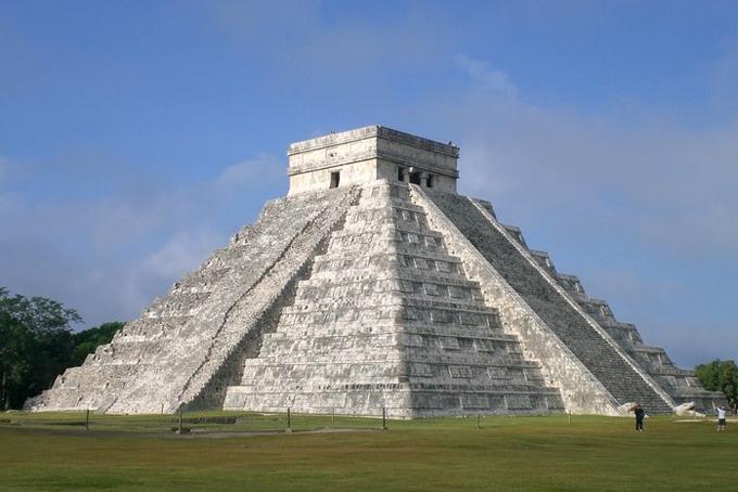 La pyramide «Kukulkan»