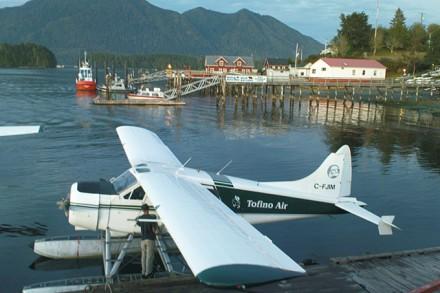 Wasserflugzeuge, die unentbehrlichen Transportmittel in Kanada