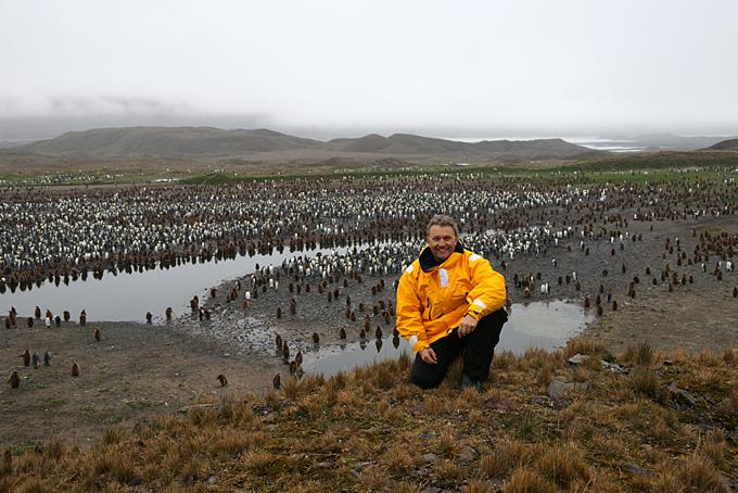 Antarctique – la nature à l'état pur