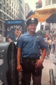 Le policier américain