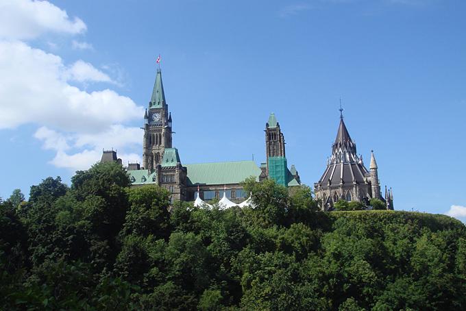 Parliament Hill – Ottawa