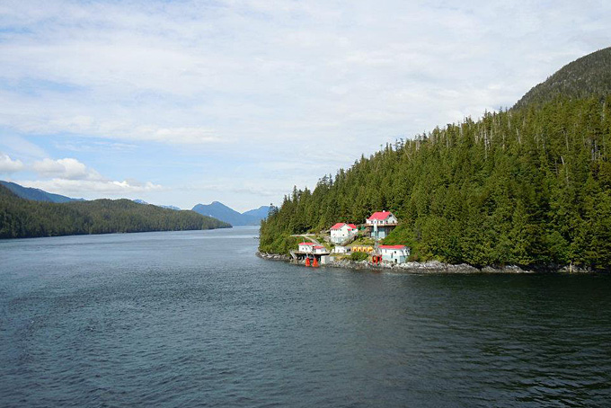 Kanada, Inside Passage