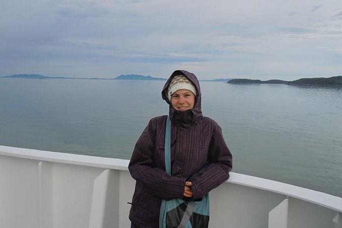 Kanada: Inside Passage