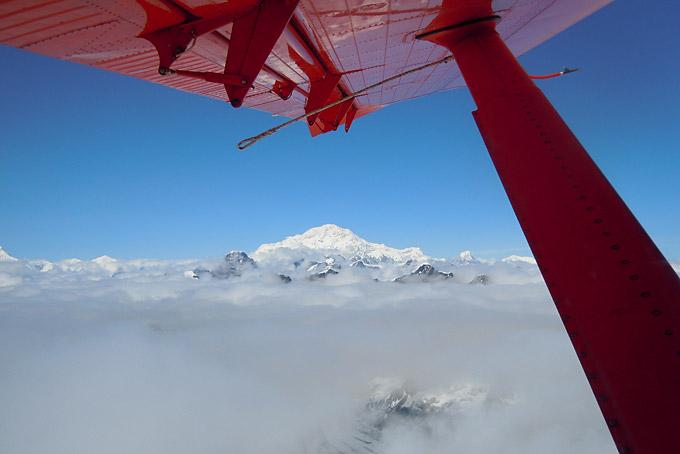 K2-Aviation - Flug-mit-Gletscherlandung