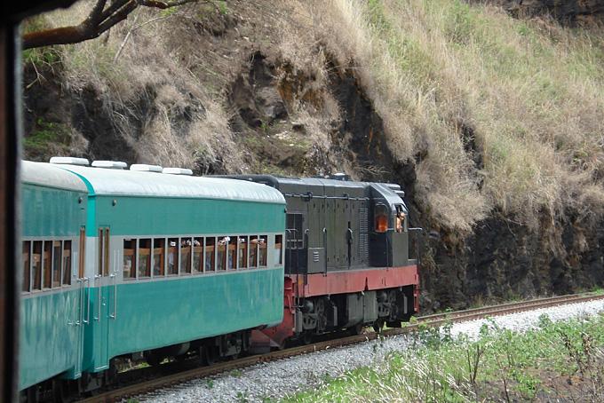 Historische Bahnfahrt von Ouro Preto nach Mariana