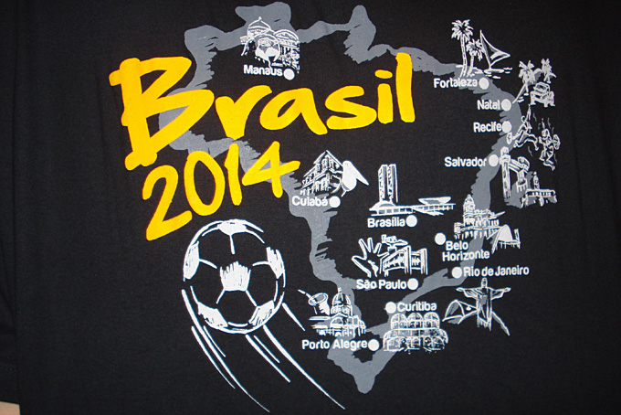 Fussball-WM 2014 in Brasilien