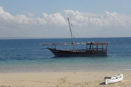 Beach Picknick im Quirimbas Archipel