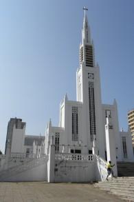 Catedral de Nossa Senhora da Conceicao in Maputo