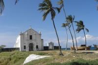 Kirche auf Ilha de Mozambique