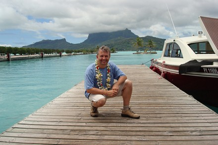 Meine Ankunft auf Bora Bora
