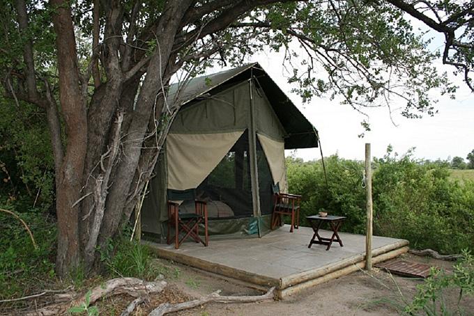 Camp Ketumetse