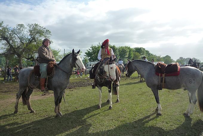 Gaucho-Festival in San Antonio de Areco / Prov. Buenos Aires