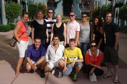 Teilnehmer Studienreise