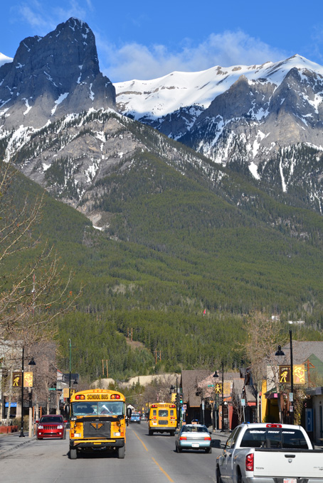 …Canmore….
