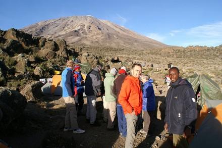 beim Barafuu Camp