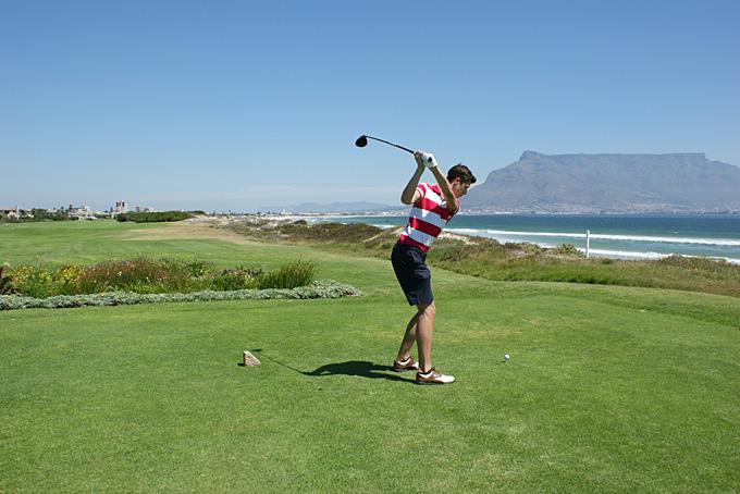 Golfreise nach Kapstadt
