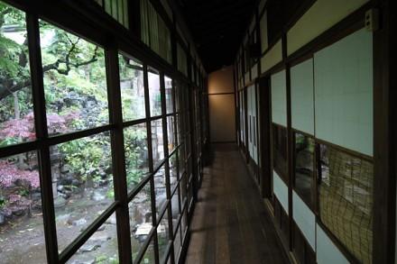Toco Hostel in Tokio - die Wände sind aus Reispapier