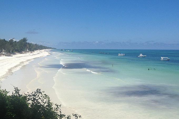 Südküste Mombasa