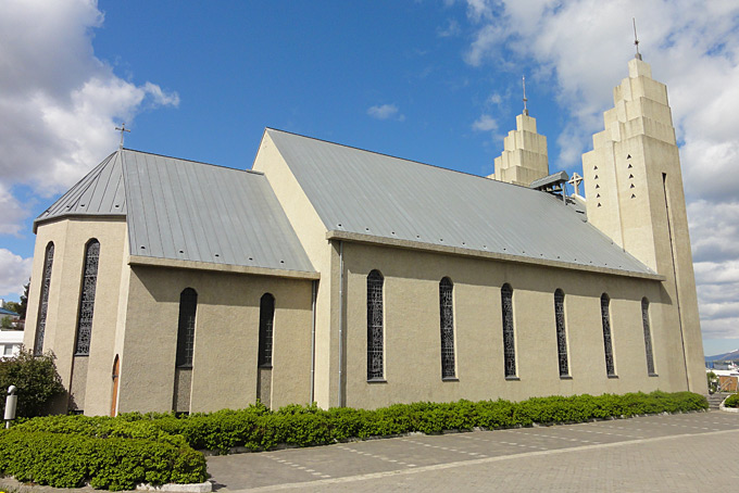 Akureyri' s Kirche