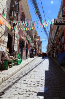 Hexenmarkt, La Paz, Bolivien