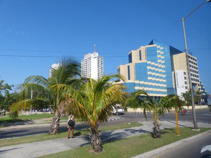 Das moderne Havanna