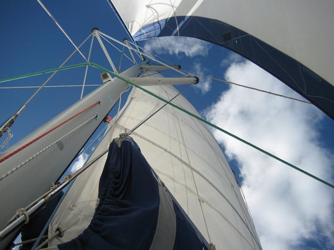 Croisière avec équipage aux Îles Vierges Britanniques!