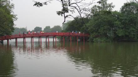 Hanoi (Hoan Kiem See)