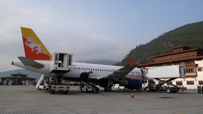 DRUK-Air, Bhutan