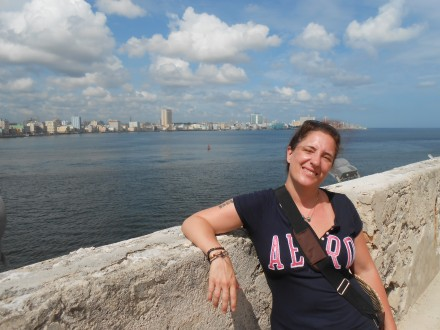 Isa Hernandez in Kuba