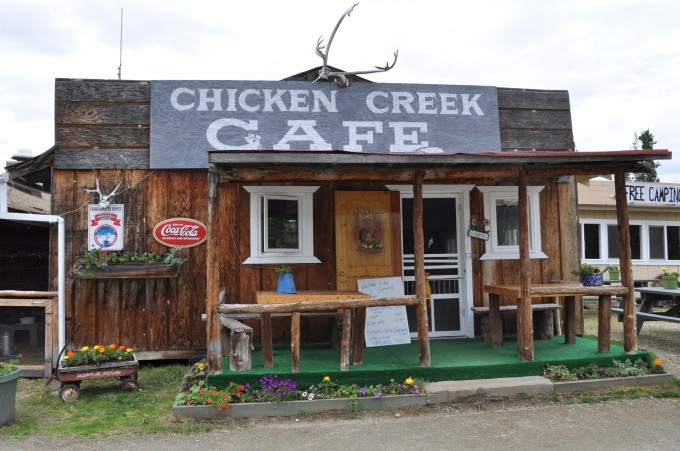Chicken Creek Café