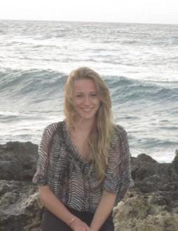 Jessica Schmid auf Vancouver Island